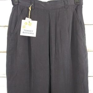 *NEW* Vintage Tommy Bahama Wide Leg Trousers